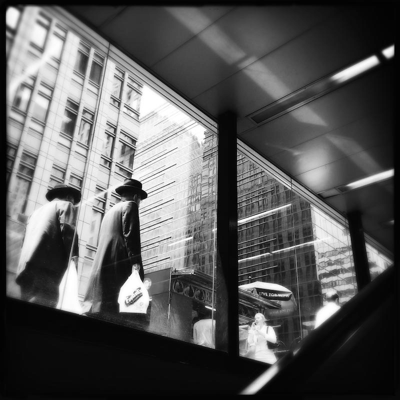 Behind the Lens Series - 'Walking in Twos'