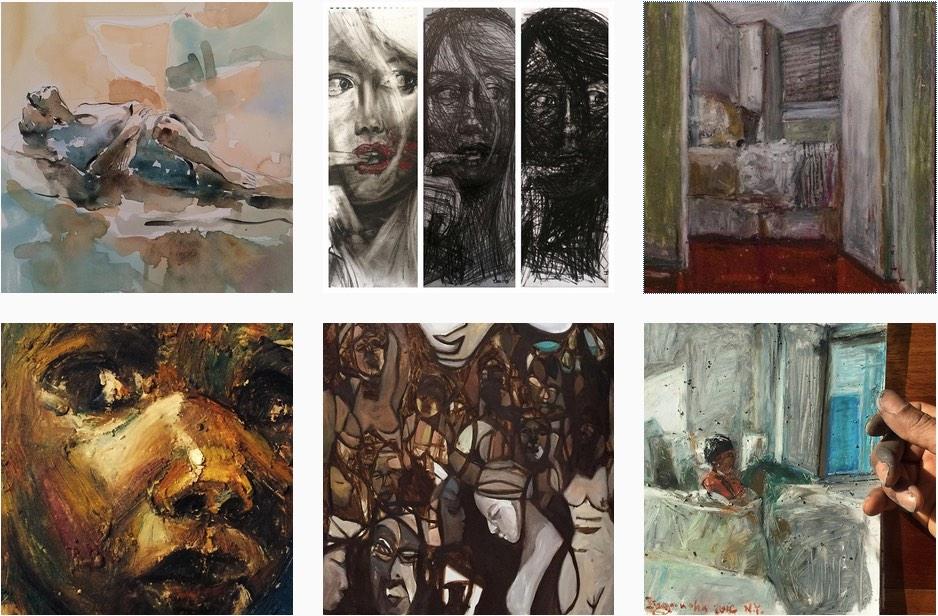 Introducing artist Nonye Ikegwuoha