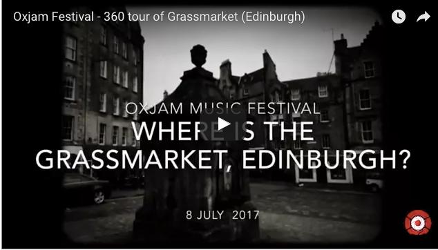 Where is the Grassmarket?