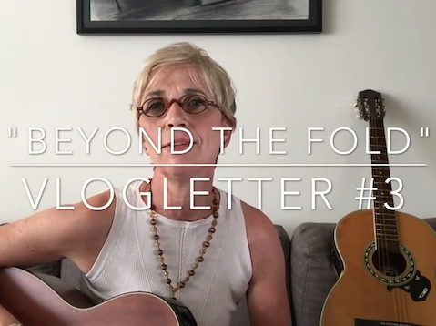 Watch Edition 3 of Vlog Newsletter 'Beyond the Fold'