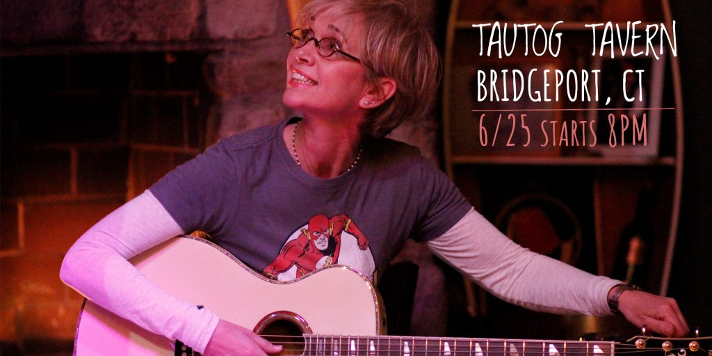 Kathy Muir live at Tautog Tavern