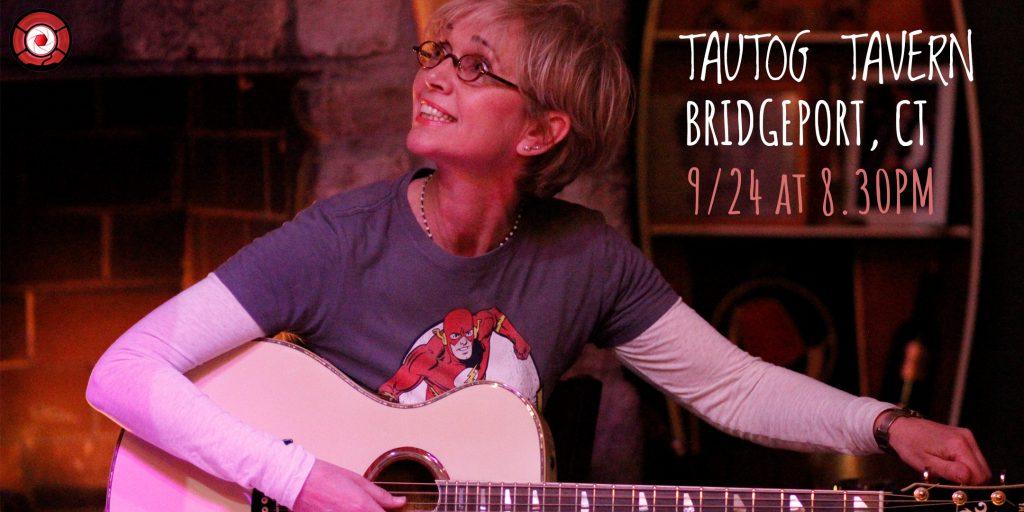 Kathy Muir live at Tautog