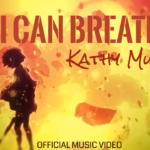 This is the cover art for new pop song If I Can Breathe