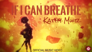 Cover art of new pop song 'If I Can Breathe'