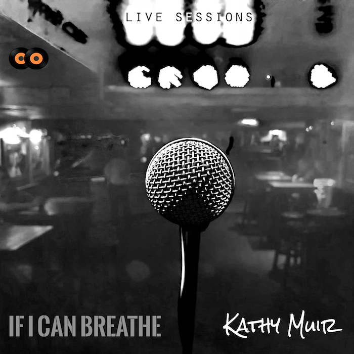 Cover Art for 'If I Can Breathe' - The Live Sessions