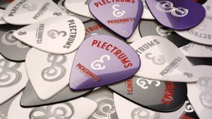 Monthly Songwriter event 'Plectrums and Pickering's