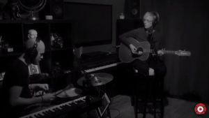 Frame from Live Sessions video