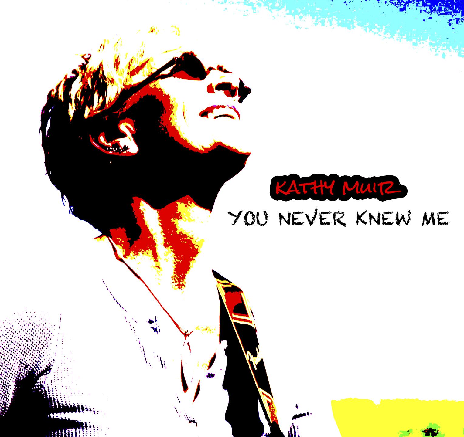 You Never Knew Me artwork